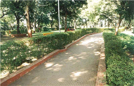 Cidco, N-8 Park developed from Rajendra Darda's MLA fund.