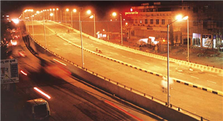 Easing Traffic, Seven Hills Flyover