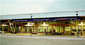 Inauguration of International Airport, Aurangabad (21st Nov. 2008).