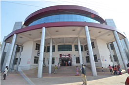 Medicine Department Building at Government Medical College