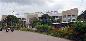 The Government Cancer Hospital Building, Aurangabad
