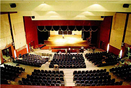 Cidco Auditorium Interior view
